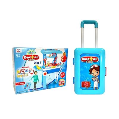 凡太奇 保健醫生玩具行李箱 - 速