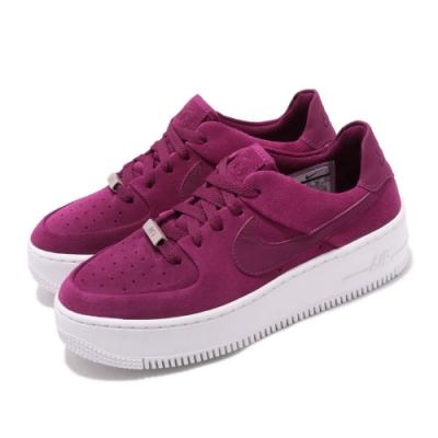 Nike 休閒鞋 AF1 Sage 厚底 增高 女鞋