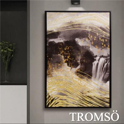 TROMSO北歐時代風尚有框畫-飛擁萬金A-WA147