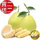 買2送2 台南林家 66年在地老欉麻豆文旦 產地直送(5台斤、約4-5顆)共20台斤 product thumbnail 1