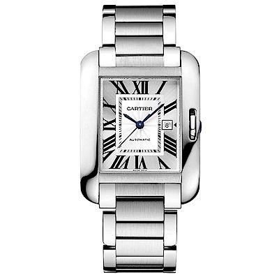 CARTIER 卡地亞TANK ANGLAISE腕錶 大型款 W5310009