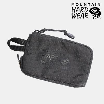【Mountain Hardwear】Mountain Dual Wallet 日系防潑水零錢包 黑色 #OE3156
