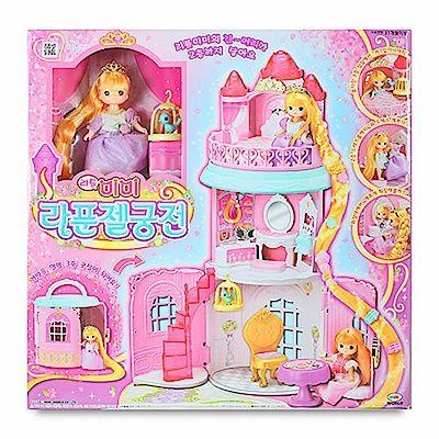 MIMI World - 迷你MINI長髮公主城堡