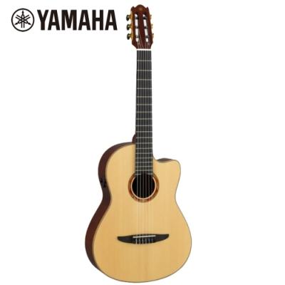 YAMAHA NCX3 全單板電古典吉他 原木色款