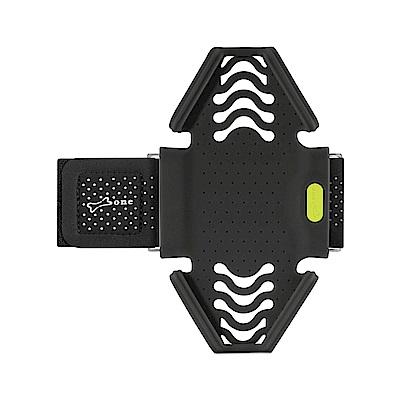 【Bone】跑步手機綁 Run Tie - 通用運動臂套_(黑XS)
