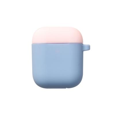 【TOYSELECT】文藝馬卡龍AirPods矽膠保護套