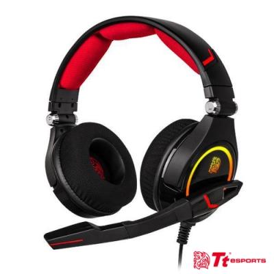 TT曜越 克諾司 CRONOS RGB 7.1專業電競耳機麥克風