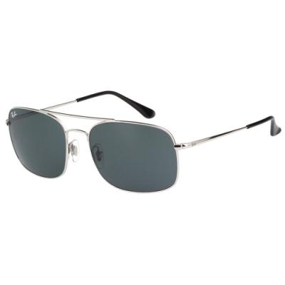 RAY BAN 太陽眼鏡 (銀色) RB3611-003