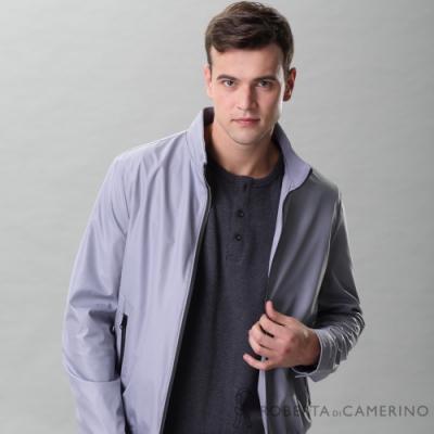 ROBERTA諾貝達 獨特迷人 休閒輕薄夾克外套 灰色