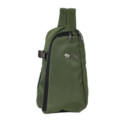 DRAKA 達卡 - 安得烈Andre系列-斜背/單肩胸包-綠