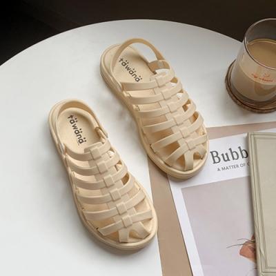 KEITH-WILL時尚鞋館 獨家價好評加碼運動涼鞋-米