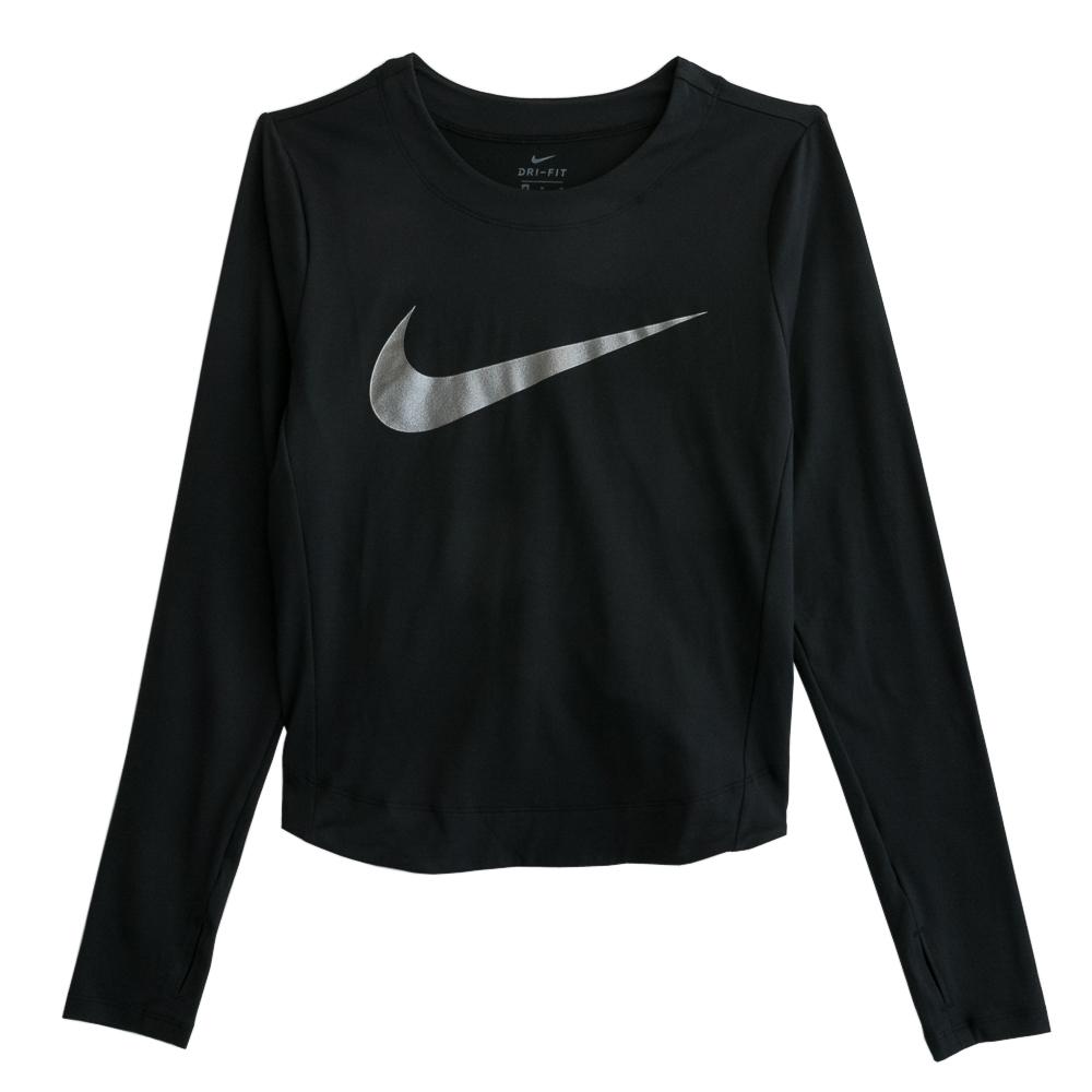 Nike 耐吉AS W NK DRY-長袖上衣-女 @ Y!購物