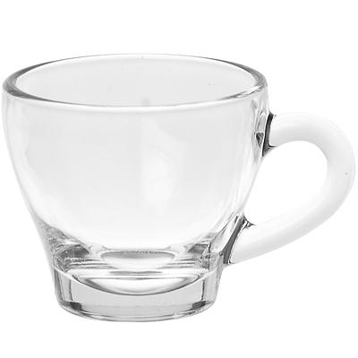 《EXCELSA》玻璃圓肚濃縮咖啡杯(80ml)