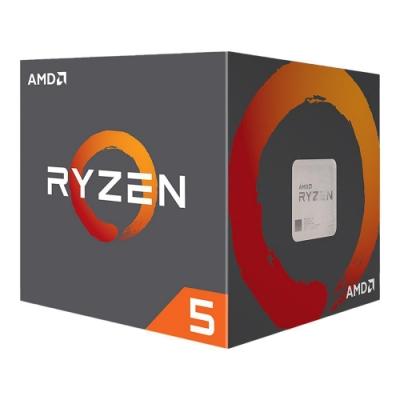 AMD Ryzen 5 2600 六核心處理器《3.4GHz/AM4》