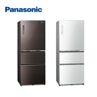 Panasonic國際牌 500L 1級變頻3門電冰箱 NR-C501XGS