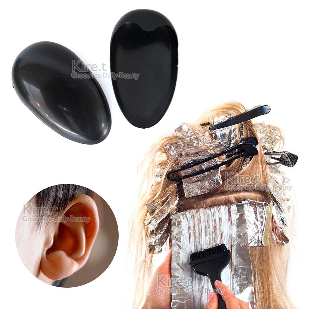 輕薄耳掛 染髮 燙髮 護髮 專用必備 耳罩 超值12入-kiret