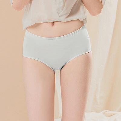 台灣製超細柔手感棉質中腰三角M-XL內褲 慵懶之美 可蘭霓Clany
