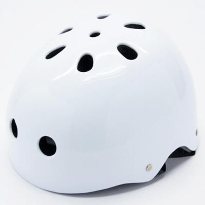 DLD多輪多 專業直排輪 溜冰鞋 自行車 滑板 極限運動專用安全頭盔 安全帽 白