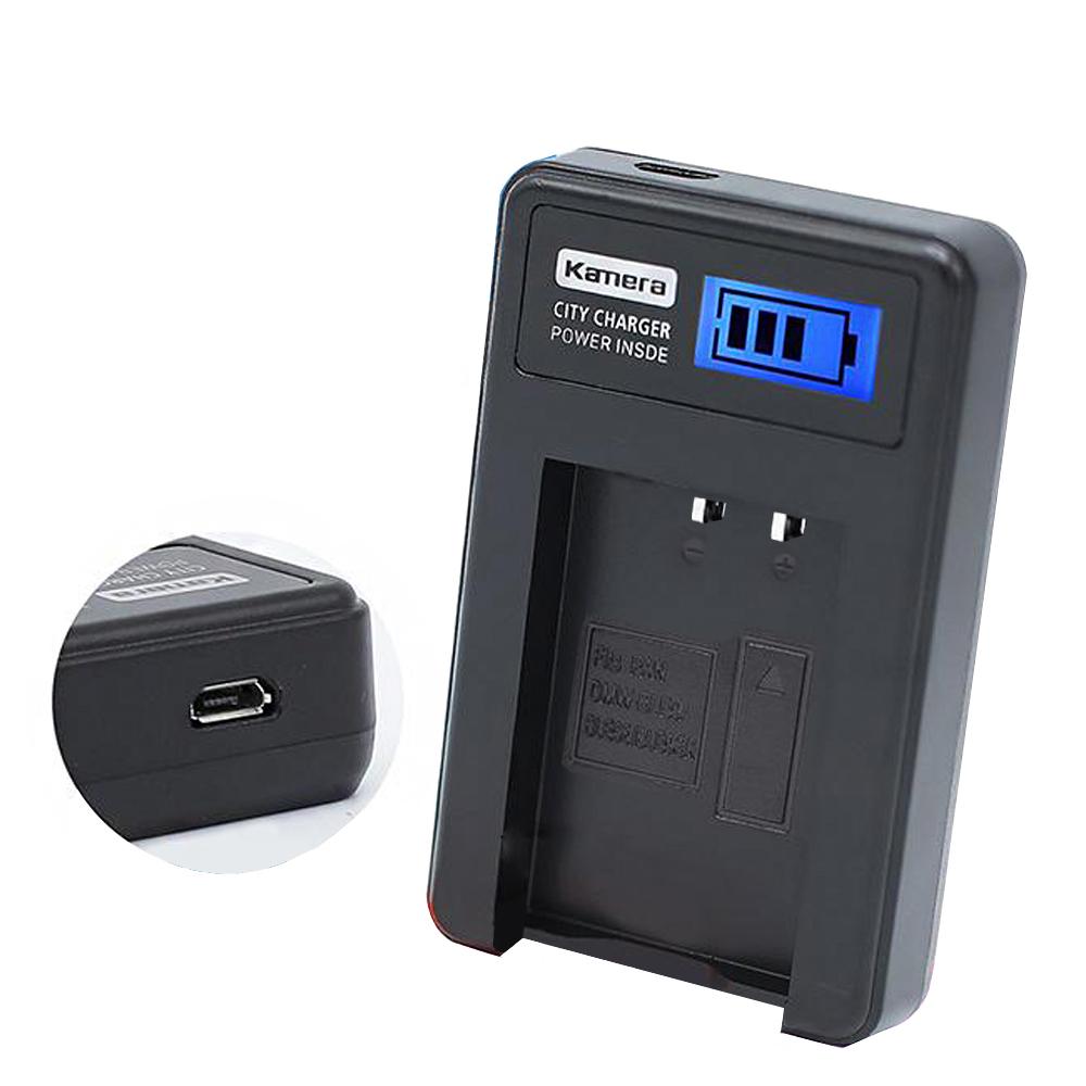 Kamera佳美能 液晶顯示充電器 for Sony NP-BX1 車充;行動電源也能充