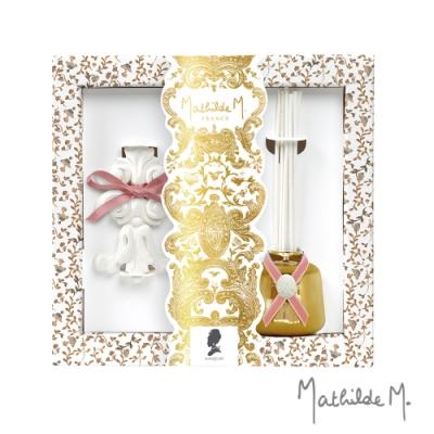 Mathilde M. 法國瑪恩.法式金色饗宴香石香氛禮盒(3款)