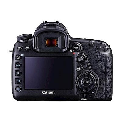另贈原廠電池) Canon EOS 5D Mark IV 單機公司貨