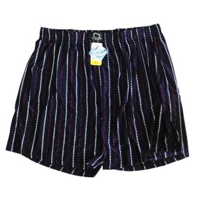 嚴選涼感男用平口褲-P8915-4件組