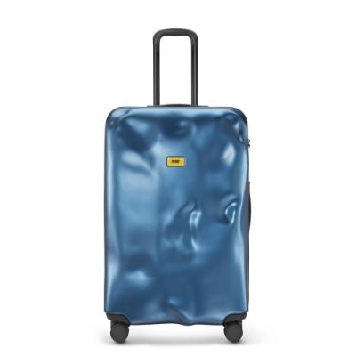 【Crash Baggage】Icon拉鍊款29吋科技藍防撞行李箱