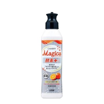 日本獅王Lion CHARMY MAGICA 柳橙香氛-酵素洗碗精 (小)