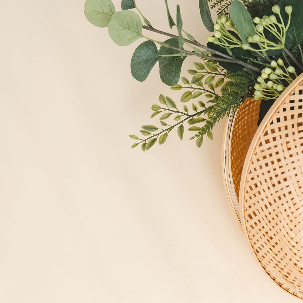 樂嫚妮 DIY裝修加厚防水仿木紋壁貼 60X300cm-米黃木紋色