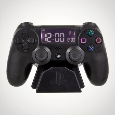 PlayStation Alarm Clock PS4 手把造型鬧鐘