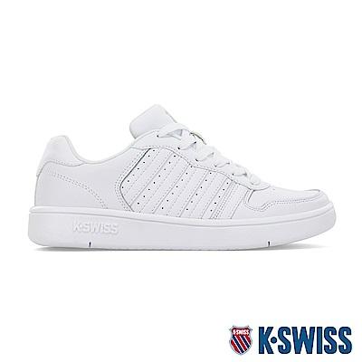 K-SWISS Court Palisades時尚運動鞋-女-白