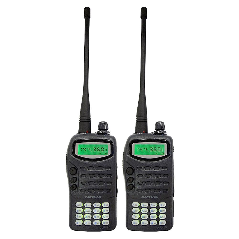 NOVA AR-45 PLUS 鋰電版 UHF 無線電對講機 2入 AR45