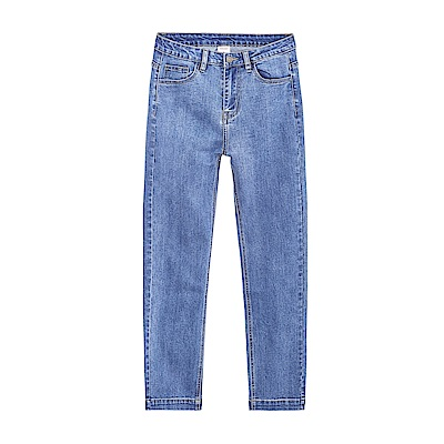 CACO-激瘦直筒牛仔褲-女【RSH115】