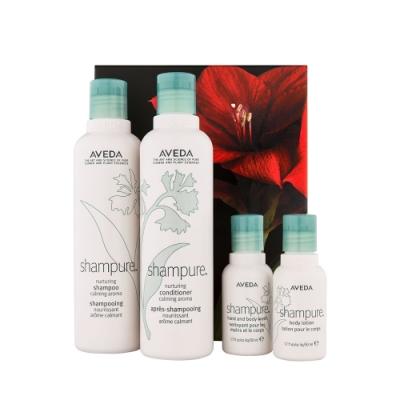 AVEDA 純香洗潤髮美體沐浴系列-2020聖誕禮盒