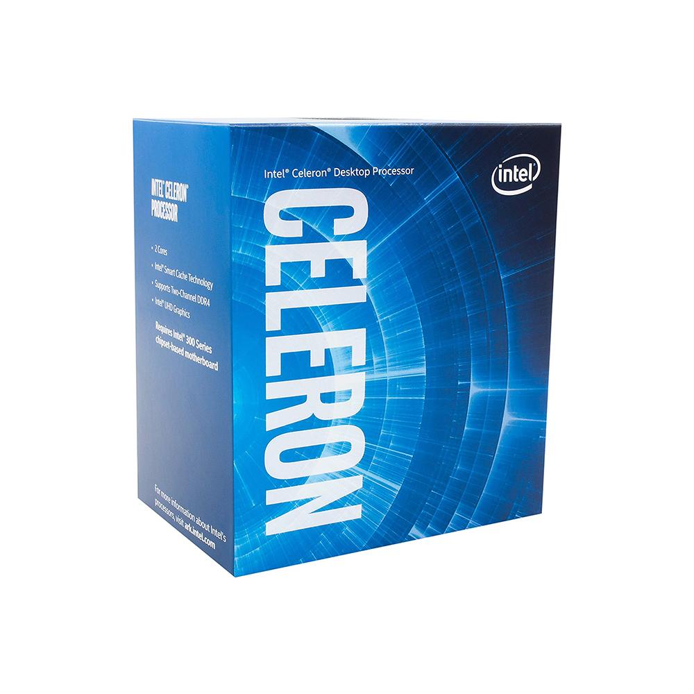 Intel 第8代 Celeron G4900 雙核心處理器《代理商貨》