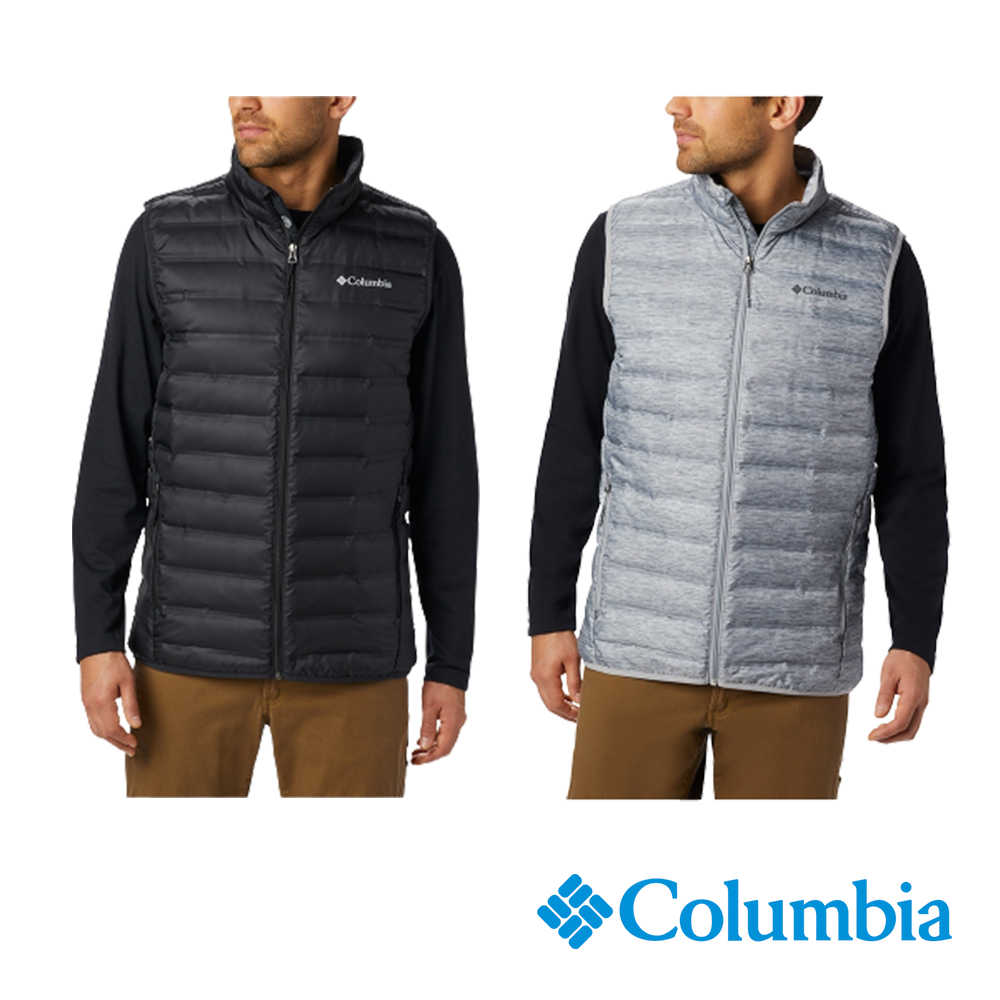 Columbia 哥倫比亞 男性 - 650 fill power羽絨背心 UWE09520