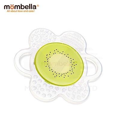 【任選】英國《mombella 》小花咬水果固齒器(奇異果)