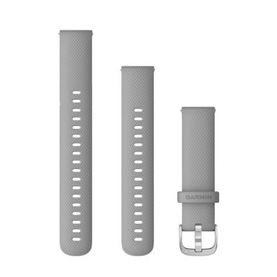 GARMIN Quick Release (18mm) vívoactive 4S 矽膠錶帶