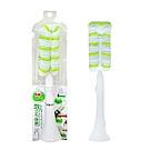 日本製MAMEITA伸縮洗瓶刷 奶瓶刷 水瓶刷 水杯刷 保溫瓶 杯子 KB-815