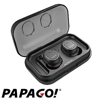 PAPAGO! W1 真無線觸控藍牙耳機-快
