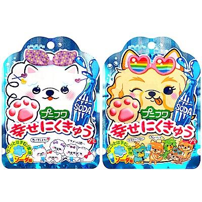 扇雀飴 幸福QQ軟糖-蘇打風味(30g)