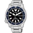 CITIZEN星辰PROMASTER極限探索機械錶(NY0098-84E)-藍