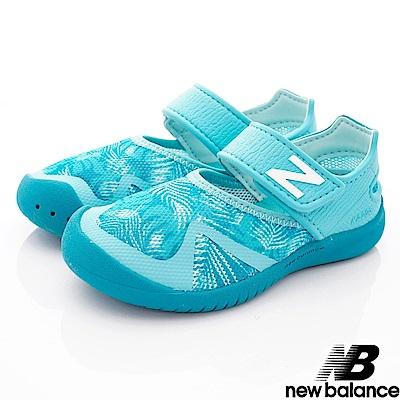 NewBalance 208超輕量休閒款 TRP水藍(小童段)