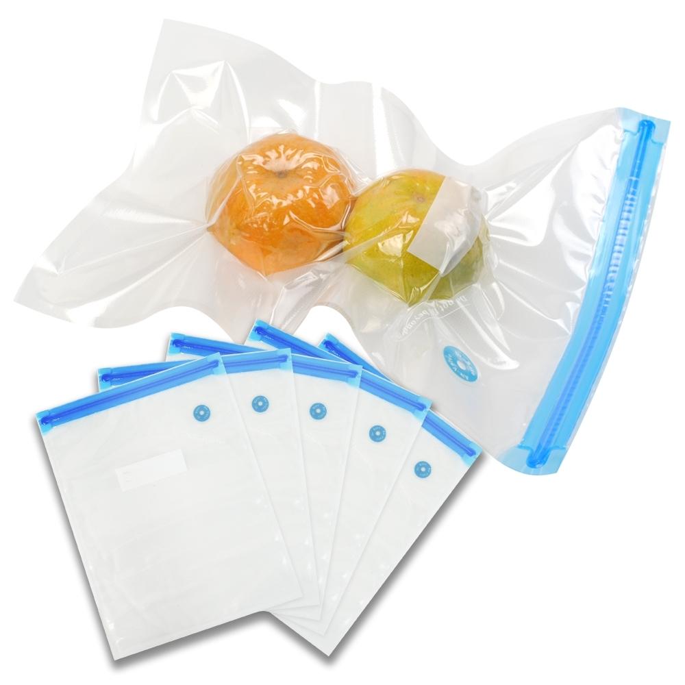摩肯Dr.Save 食品真空保鮮袋組10入 (無主機)