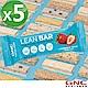 GNC健安喜 Total Lean 營養棒 草莓優格(5條/組) product thumbnail 1