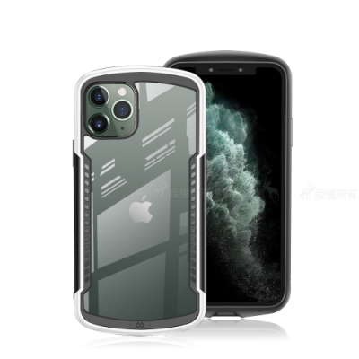 XUNDD 阿爾法系列 iPhone 11 Pro 5.8 吋 軍規防摔手機殼(迷霧白)