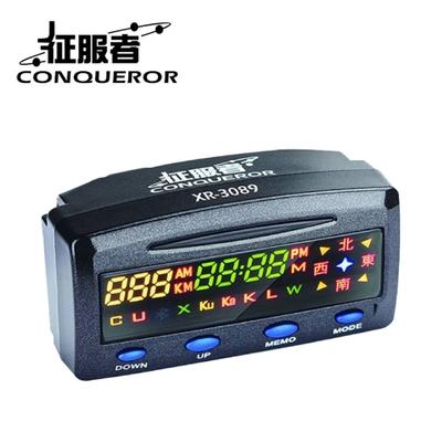 征服者 XR-3089 固定點GPS測速器