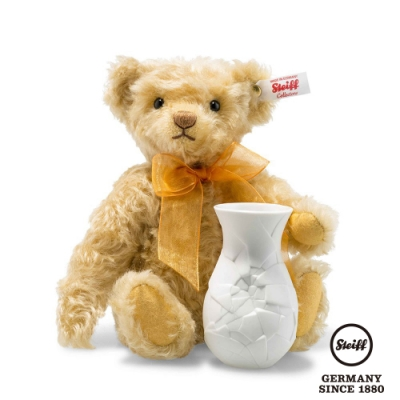 STEIFF德國金耳釦泰迪熊  Sunflower Teddy bear  向日葵泰迪熊 (限量版)