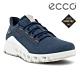 ECCO MULTI-VENT M 全方位城市戶外防水運動休閒鞋 男鞋 海洋藍/海軍藍 product thumbnail 1