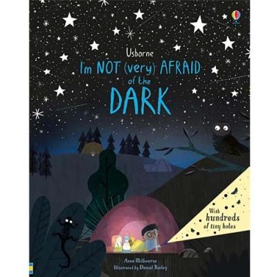 I m Not (Very) Afraid Of The Dark 我才不怕黑精裝繪本